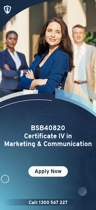 BSB40820 Certificate IV in Marketing and Communication Online Course in Australia - Oscar Academy BSB40820 Certificate IV in Marketing and Communication course in AU