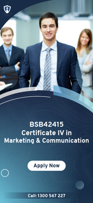 BSB42415 Certificate IV in Marketing and Communication Online Course in Australia - Oscar Academy BSB42415 Certificate IV in Marketing and Communication course in AU
