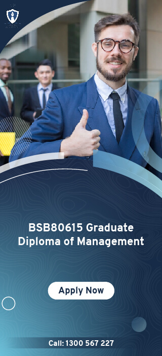 BSB80615 Graduate Diploma of Management Online Course in Australia - Oscar Academy BSB80615 Graduate Diploma of Management course in AU