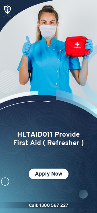 HLTAID011 Provide First Aid Refresher Online Course in Melbourne, Australia - Oscar Academy Provide First Aid course in AU