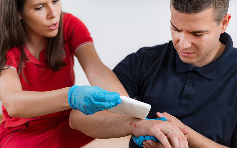 Why is Basic First Aid Knowledge Crucial for Everyone - Oscar Academy Provides CPR First Aid online courses in Melbourne Australia